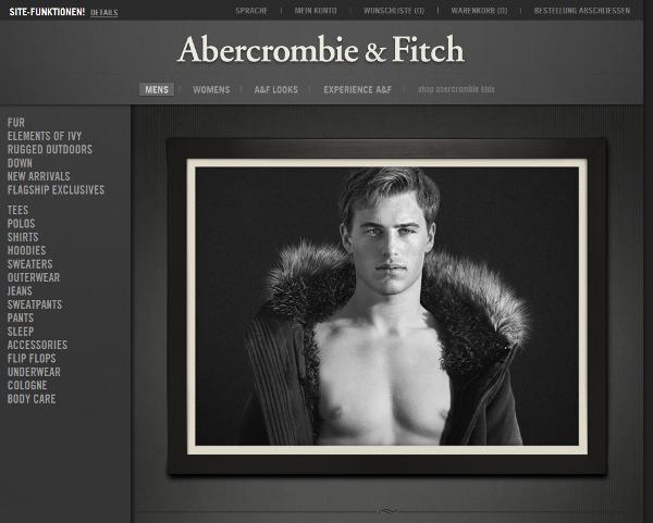 Online Shop Abercrombie Fitch