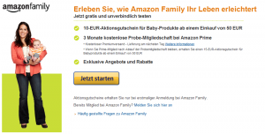 amazon family programm