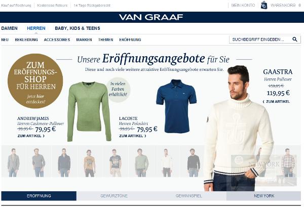 Van Graaf Fashion