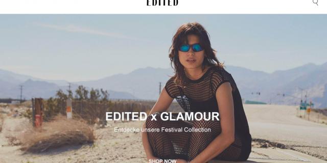 Edited Online Shop